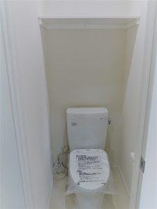 トイレ-上池台マンション607-
