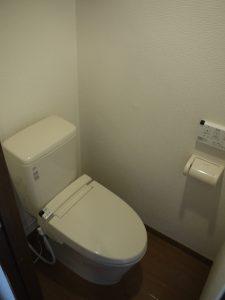 トイレ-上池台マンション1208-