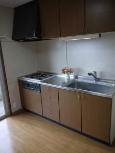 キッチン-上池台マンション1208-