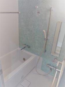 浴室-上池台マンション607-