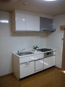 キッチン-上池台マンション403-