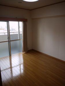 洋室②-上池台マンション403-