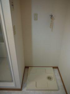 洗濯機置き場-上池台マンション403-