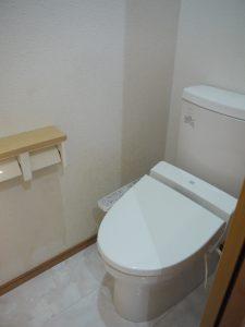 トイレ-上池台マンション403-