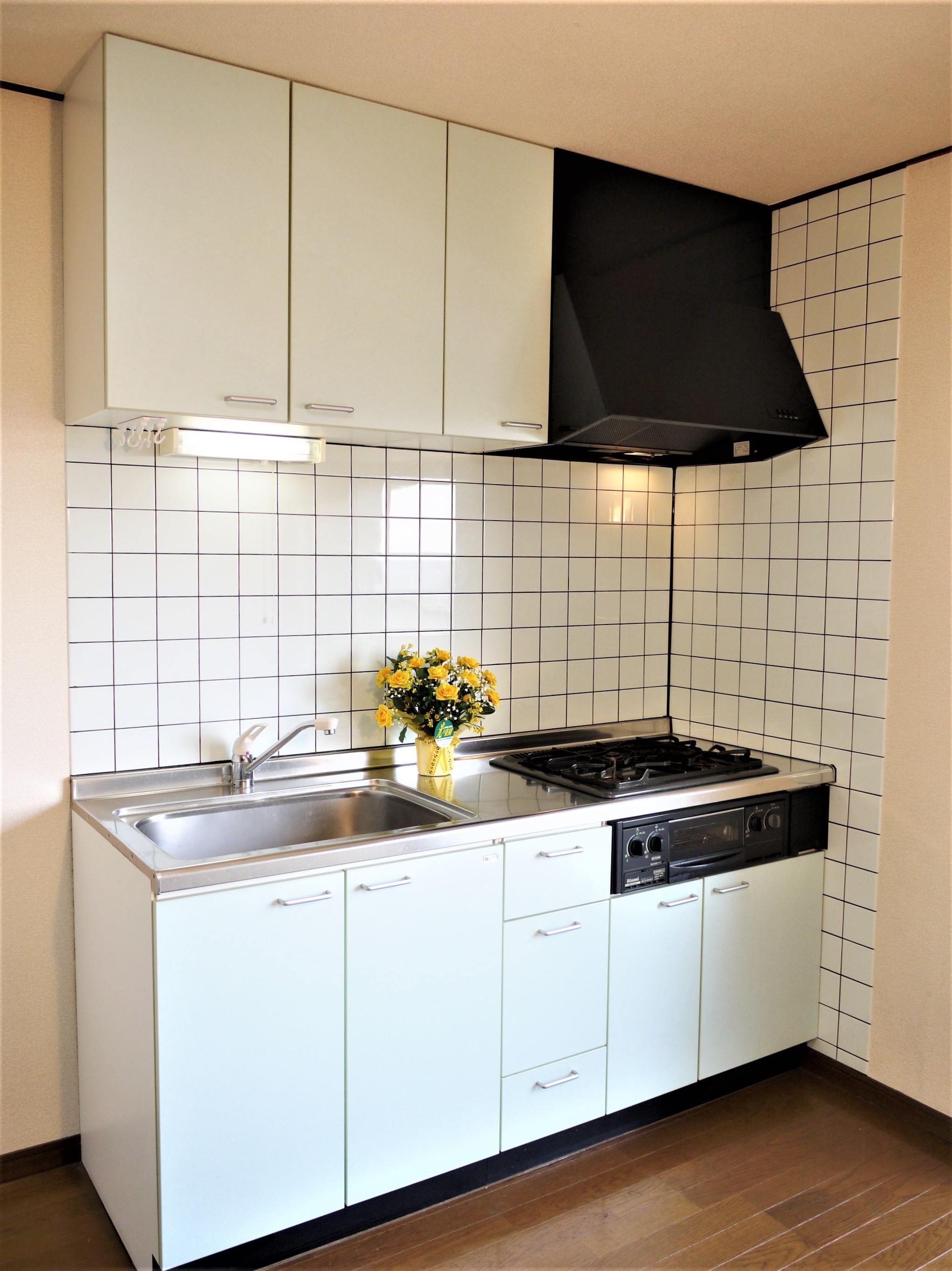 キッチン-上池台マンション701