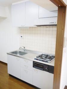 上池台1201-キッチン
