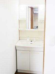 上池台1201-洗面台